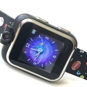 iTouch Playzoom Kids Smartwatch Black Sports